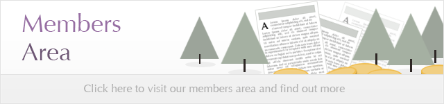 View our members area
