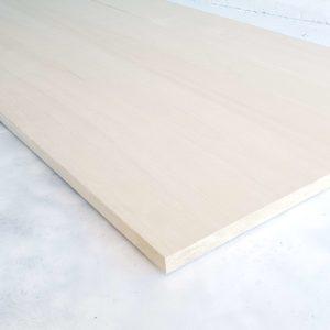 tablero alistonado madera paulownia