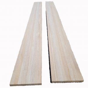 Nucleos de esquí madera paulownia - iPaulownia
